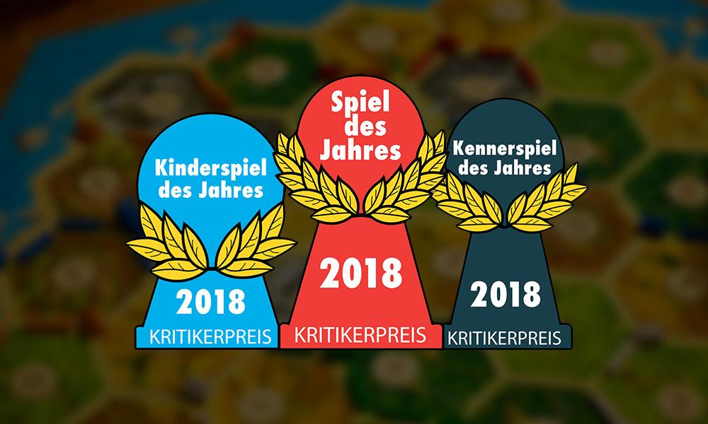 Spiel des Jahres 2018