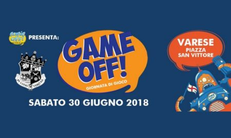 Game Off Varese