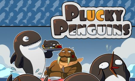 Plucky Penguins