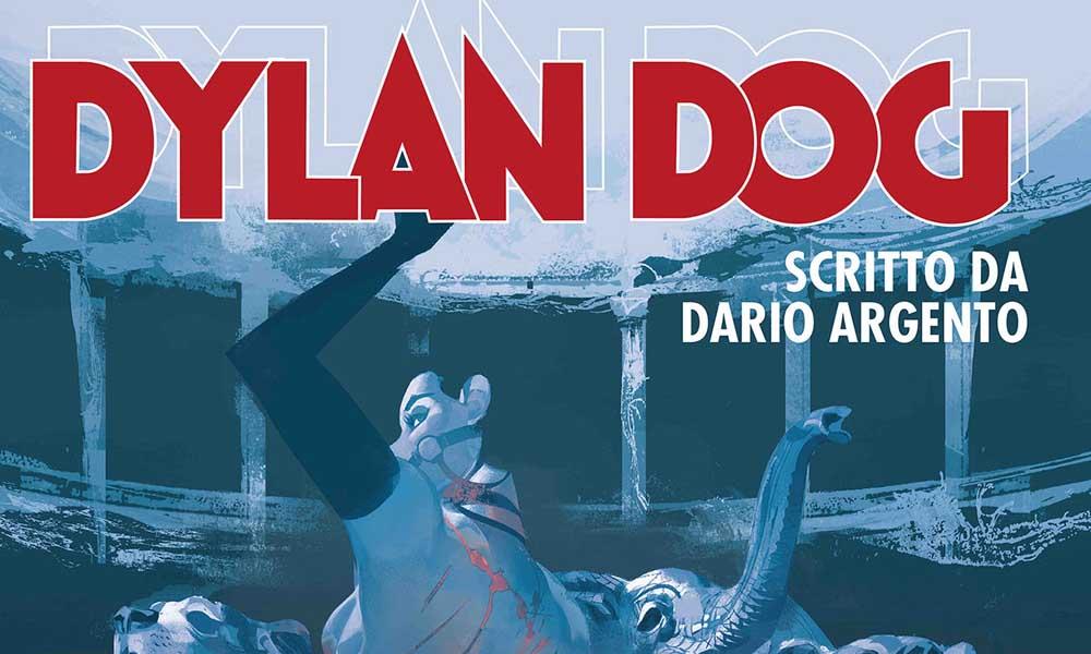 Dylan Dog e Dario Argento