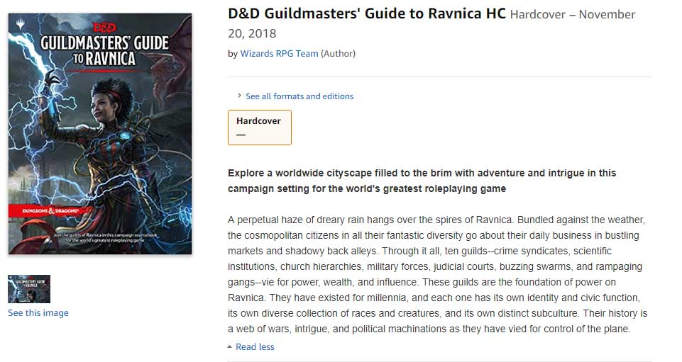 Guide to Ravnica