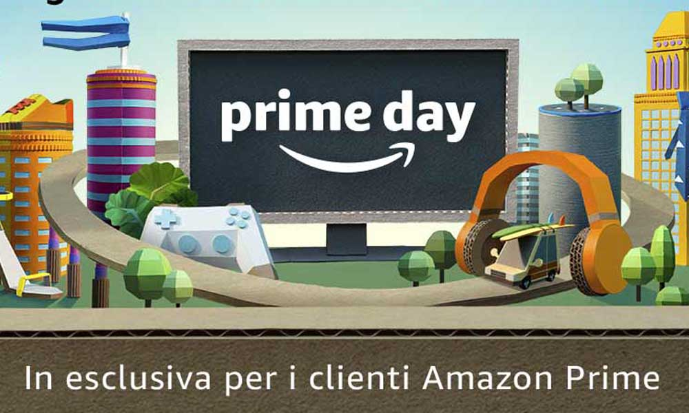 amazon arriva il prime day 2018 cosa c 39 da sapere. Black Bedroom Furniture Sets. Home Design Ideas