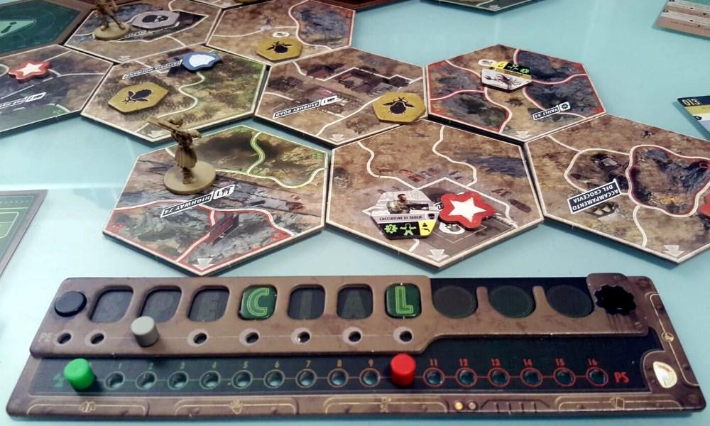 Fallout boardgame
