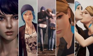Life is Strange collage