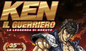 35° anniversario Kenshiro