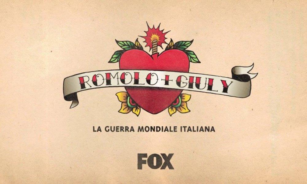 Romolo + Giuly: La guerra mondiale italiana