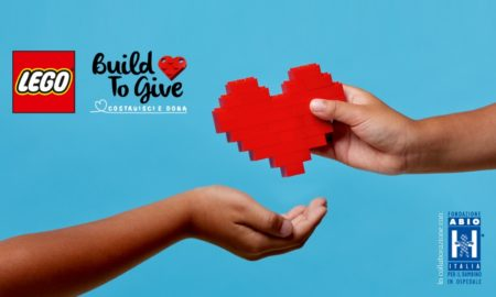 Build To Give – Costruisci e dona