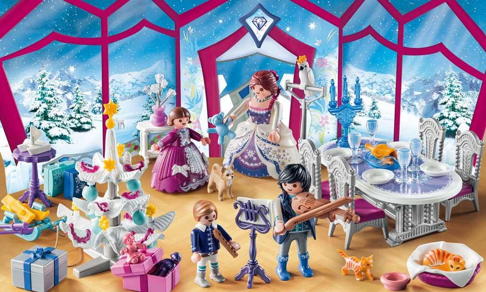 Calendari dell'Avvento Playmobil