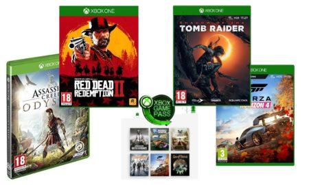 Natale 2018 Xbox