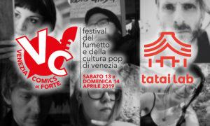 Venezia Comics Ospiti Tatai Lab