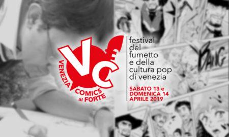Venezia Comics Massimo Dall'Oglio