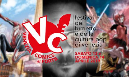 Venezia Comics Nuvole in Veneto