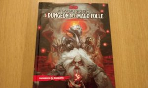 Waterdeep Il Dungeon del Mago Folle