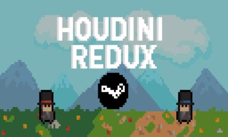 Houdini Redux LifeLit Games