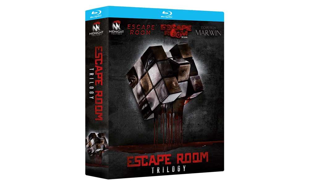 Escape Room Trilogy