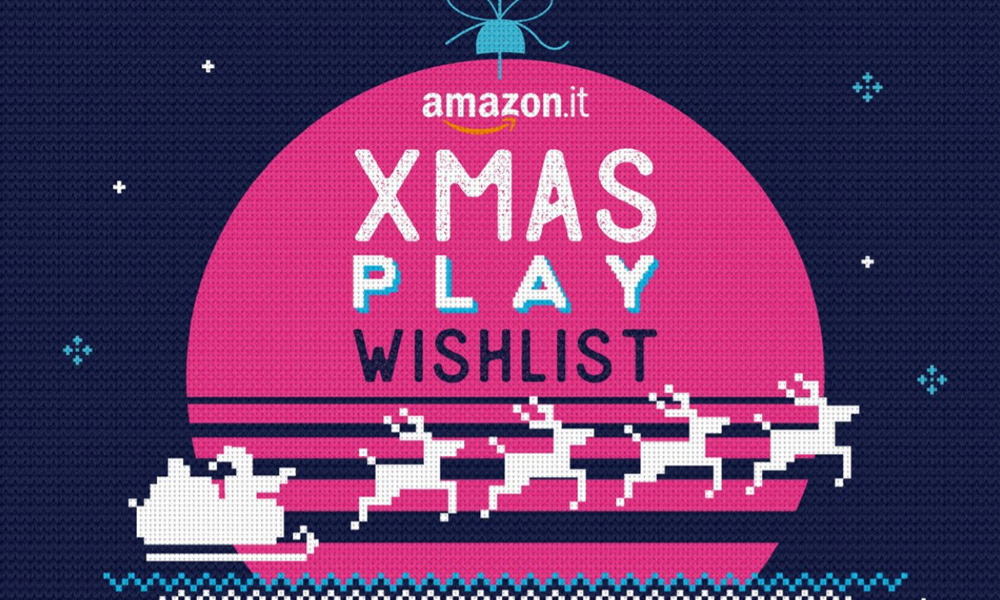 Amazon Xmas Play Wishlist