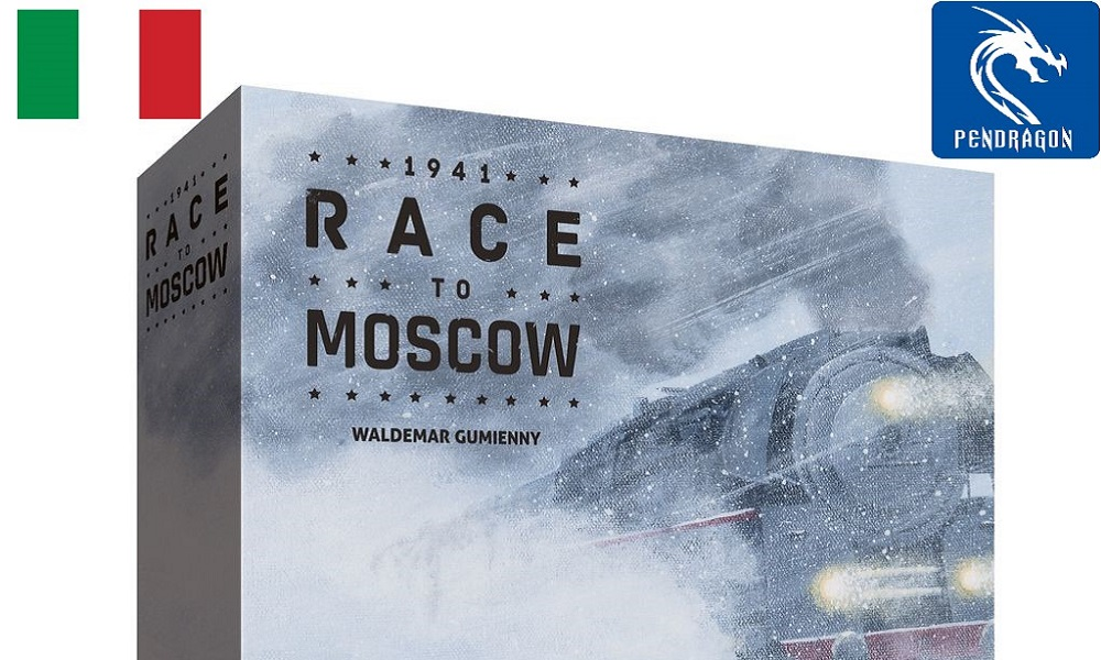 1994: race to moscow