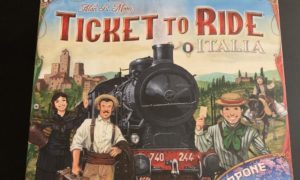Ticket to Ride Italia + Giappone