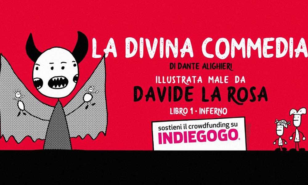 Divina Commedia Davide La Rosa