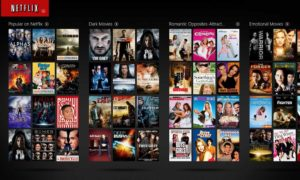 5 film Netflix
