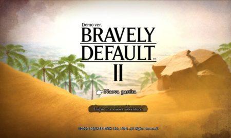 Bravely Default 2